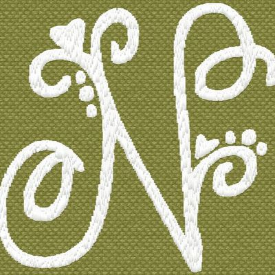 N alphabet