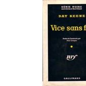 Day KEENE : Vice sans fin. - Les Lectures de l'Oncle Paul