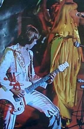 ABBA en France et Belgique durant 1976 et 1977