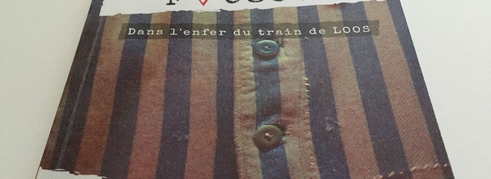 """Marcel, F98003 - Dans l'enfer du train de Loos"" d'Anthony Masset - TheBookEdition.com"