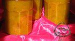 Confiture à la Reine-Claude (prunes vertes)