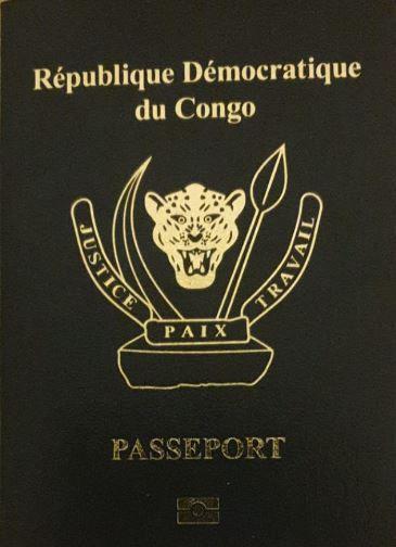 Passeport congolais: début vente des formulaires