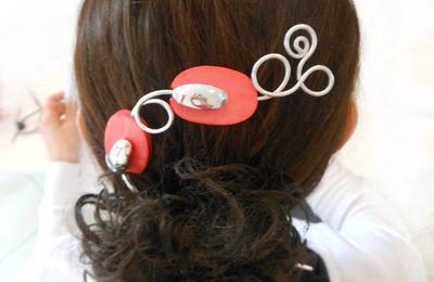 Accessoires de coiffure originaux