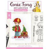 CF-STP-BENCH : Crafter's Companion Clear Stamps B FEE DU SCRAP