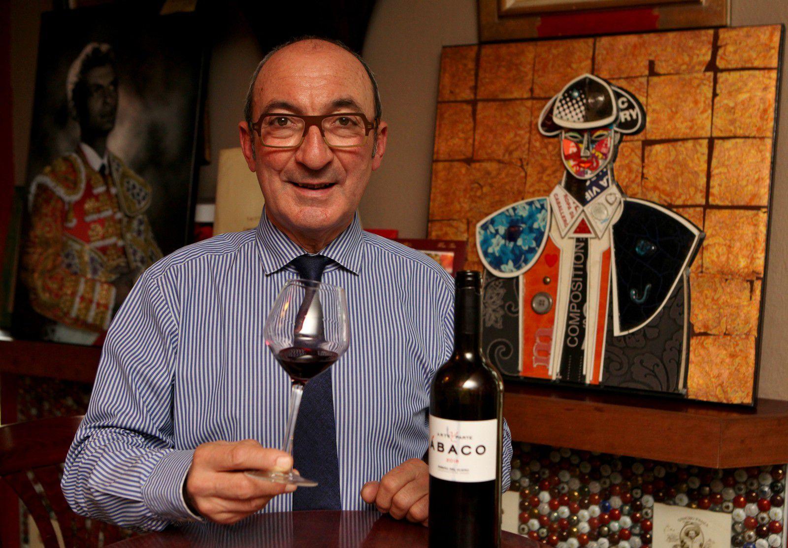 Avec Abaco, virée commentée dans les vignes de Ribera del Duero