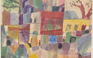 Le musée du Bardo célèbre les 100 ans du Voyage en Tunisie de Paul Klee du 28 novembre 2014 au 14 févri