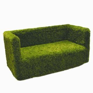 Un détour par le mobilier végétal...