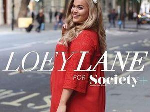 Loey Lane, regardez-moi cette beauté!!!