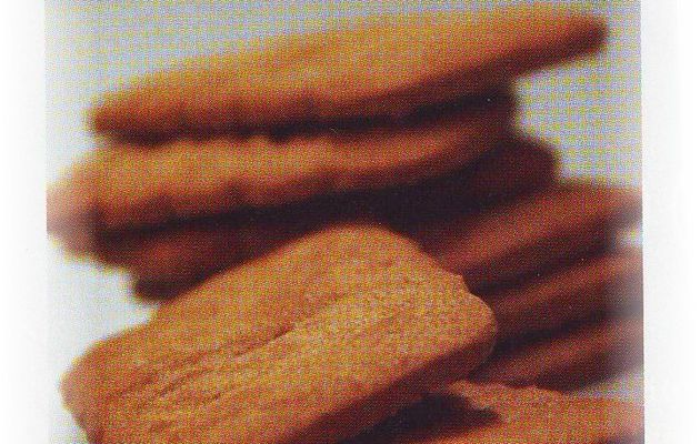Une recette au speculoos / a recipe with speculoos (dutch cookies)