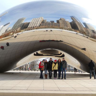 Chicago, the windy city, or the city of Al Capone!