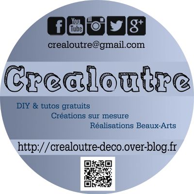 Bienvenue chez Crealoutre !