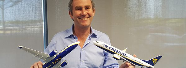 """Ryanair announced the purchase of 10 more Boeing 737 Max 200 """"Gamechanger"""" aircraft"""