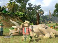 Première bande-annonce et screenshots de LEGO Jurassic World !