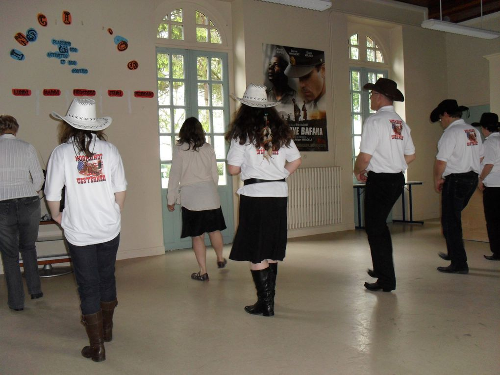 Album - Démonstration Western Danse à Martot