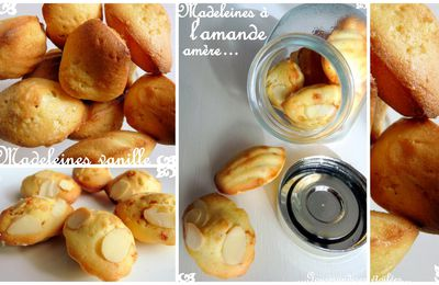 Mini-madeleines...