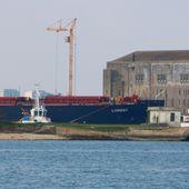 L'arrivée de LORIENT à Lorient en images... - Hier, aujourd'hui, demain à Locmiquélic...