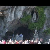 Messe de 10h à Lourdes du 31 mai 2021