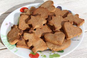 Biscuits à la farine de châtaigne corse