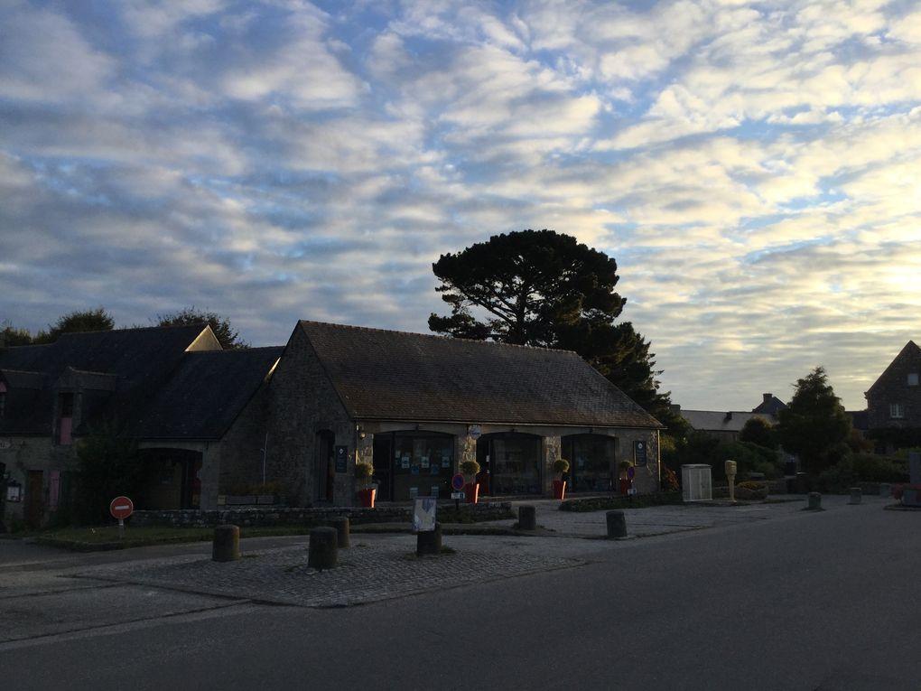 Randonnée de Lestrevet à Trehz-Bellec, 12 km - Bretagne 2018.