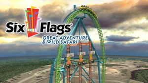Six Flags Great Adventure (USA)