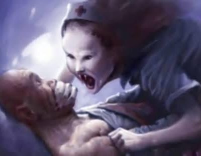 You never know you'll be facing death until you experience: Sleep paralysis