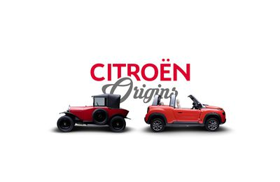 Citroën Origins : une machine à remonter le temps !