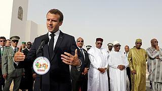 """""""Le G5 Sahel survit grâce à la France"""" - responsable français"""