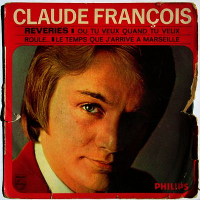 Claude François - Roule (Proud Mary) - 1969