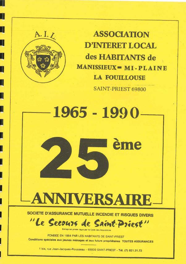 ARCHIVES-1965 - 1990