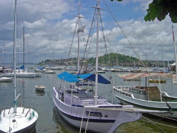 traversée Mindelo Salvador de Bahia