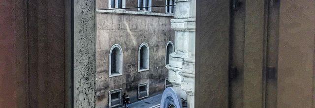 Le Palais Bonaparte et son intérieur
