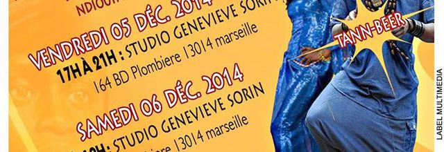 06/12/14 - African Ndiguel Group - Marseille