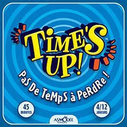 Time's up ! de Peter Sarrett (2005 - Editions Repos Prod)