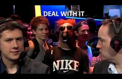 Deal With It - LoL