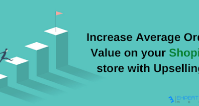 Increase Shopify Store Average order Value With Upselling