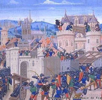 """Un jour un conte d'automne :""""La dame de la tour"""""""