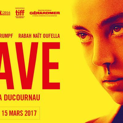 Critique de film : Grave