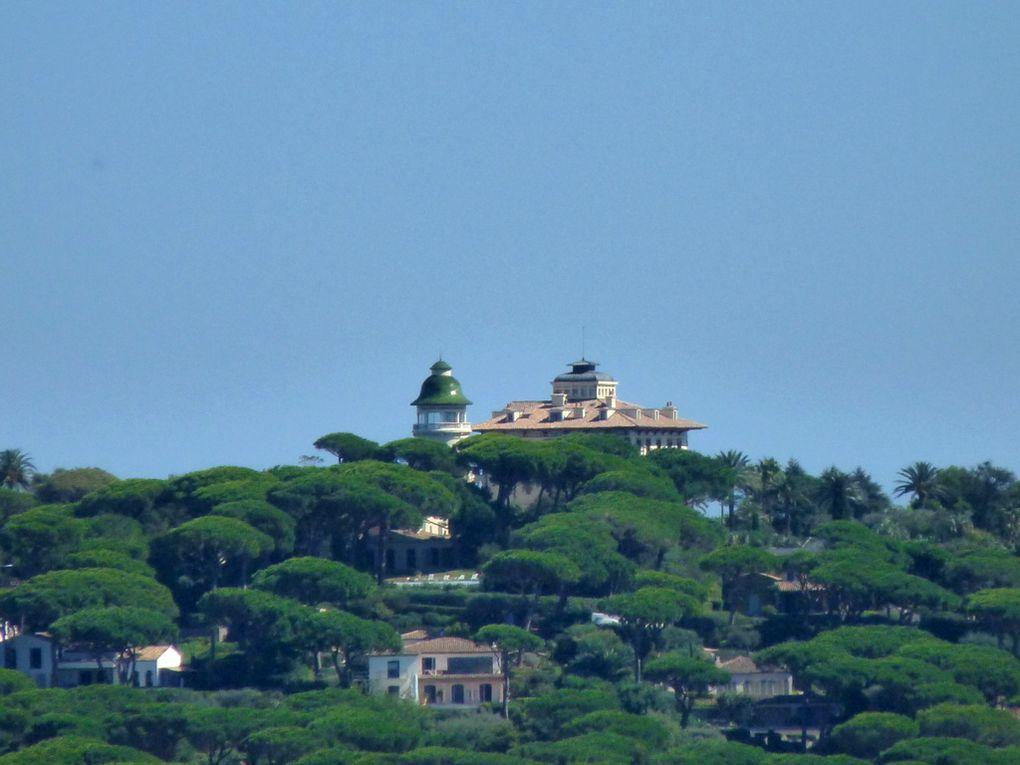 Baie de PANPELONNE  , Saint Tropez