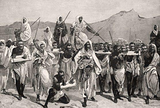 Le cirque des ésclaves