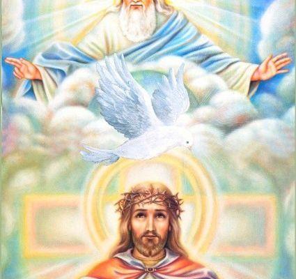 Dimanche 11 Juin 2017 - Sainte Trinité, solennité