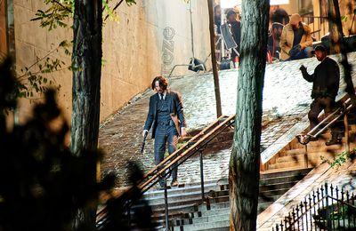 Il était une fois, John Wick à Montmartre !