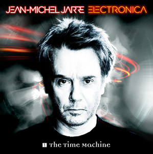 Electronica - Volume 1 : Time machine. Cover