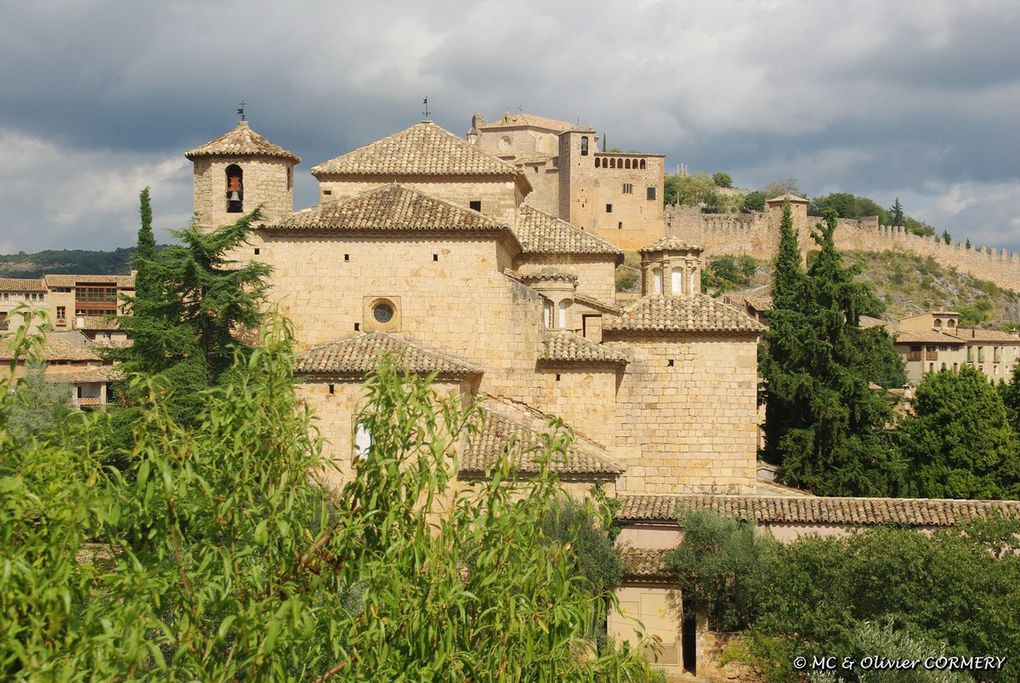 Somptueux Village d'Alquézar...