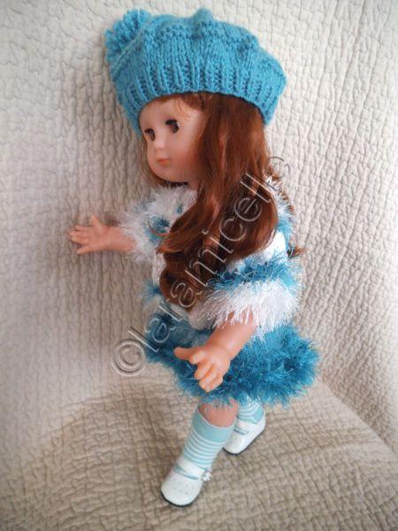tuto gratuit poupée petitcollin: une veste chaude