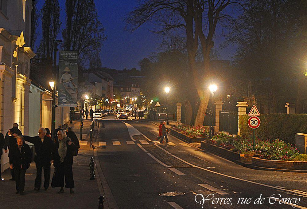 YERRES ( Essonne )