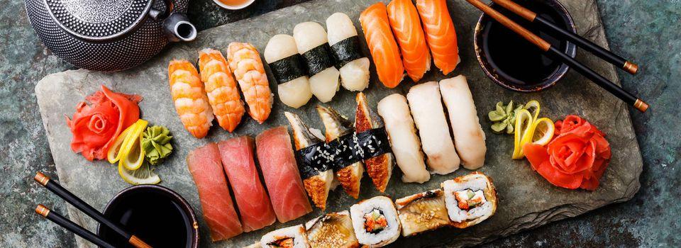 Sushi: varietà e curiosità! ツ