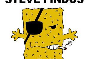 Mazette! Steve Findus by... Sanrankune!