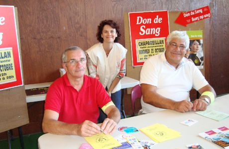 amicale des donneurs de sang bénévoles ADSB