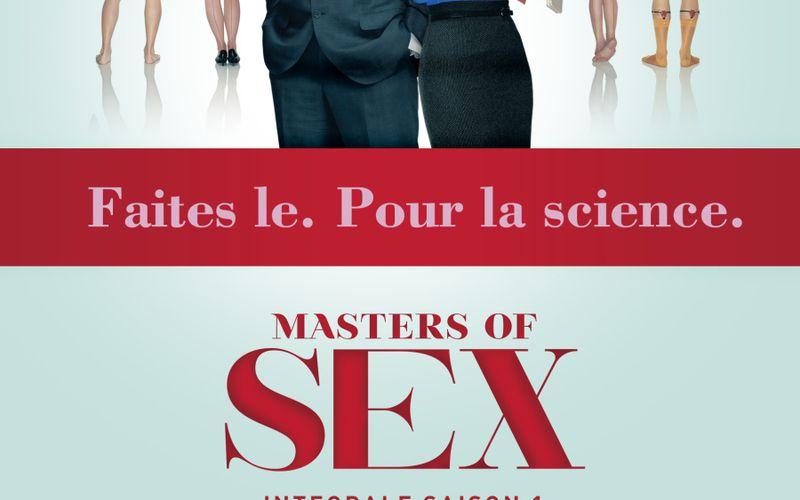 [TV] Masters of sex en vidéo depuis le 13 mars