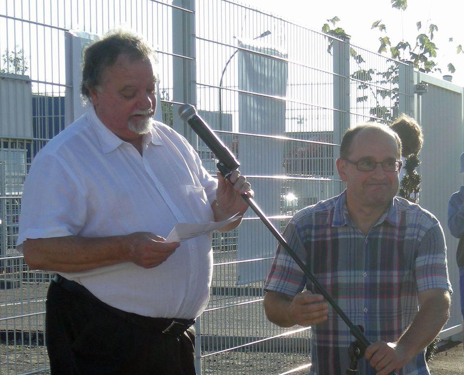 Vues du Tro ha Distro du 2 octobre 2011 sur les sentiers de Saint-Herblain, avec musique, chants, danses, contes, restauration...